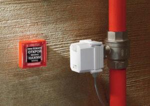 шаровые краны с электроприводом в системах пожаротушения