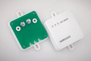 Монтажная коробка со схемой контроля обрыва цепи датчиков WSP